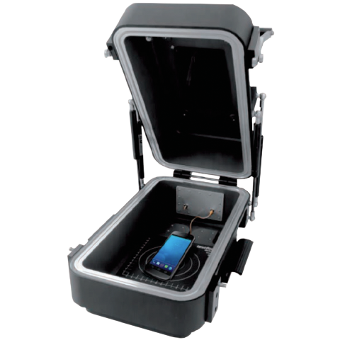DVTEST dbGUARD shield box ideal for wireless testing