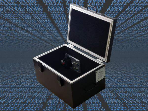DVTEST RF shield boxes provide excellent high-speed data routing